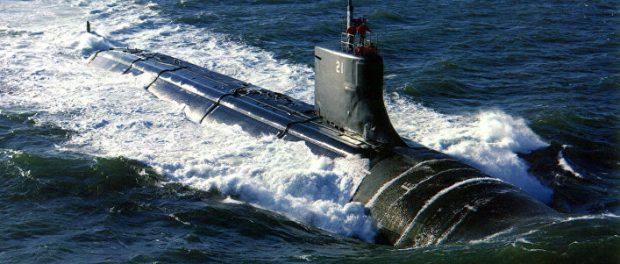 Супер подводная лодка США появилась у берегов России