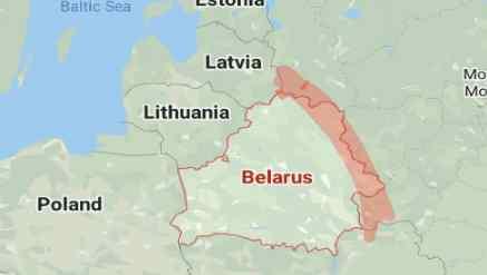 НАТО и Россия стягивает войска вокруг Белоруссии
