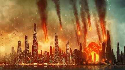 Люди массово говорят про дождь из метеоритов
