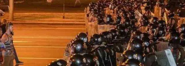 Задержаны вероятные координаторы массовых беспорядков в Беларуси