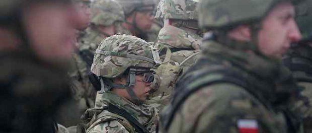 Латвия предложила разместить у себя войска Пентагона из Германии