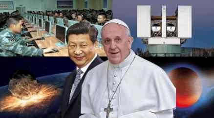 Китайские хакеры атаковали сервера Ватикана