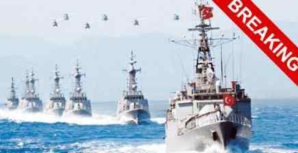 Турция поставила на уши весь свой флот