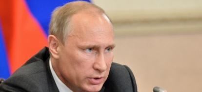 Путин подписал российский закон о криптографии