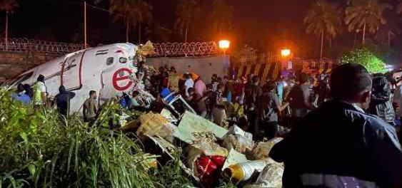 Случайно ли разбился в Индии Boeing 737