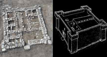 В Израиле найдена крепость и ученые не знают что сказать