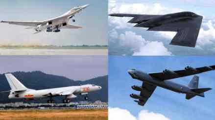 Америка, Китай и Россия срочно перемещают бомбардировщики