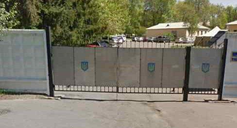 На троих курсанок на Украине наехал автомобиль