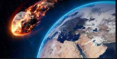 Военные США готовятся к падению на Землю гигантского астероида