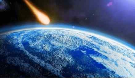 К Земле приближаются сотни метеоритов
