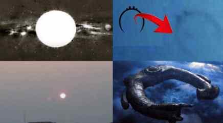 Черная дыра уничтожит солнце