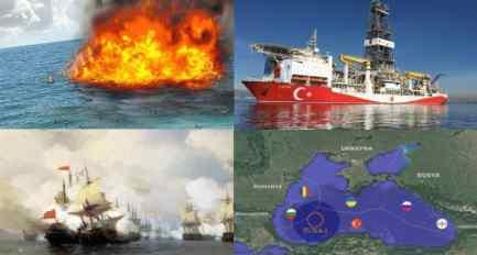 Между Россией и Турцией вспыхнет война за газ на черном море