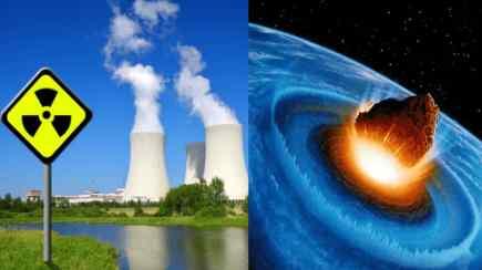 Британия срочно остановила почти все реакторы