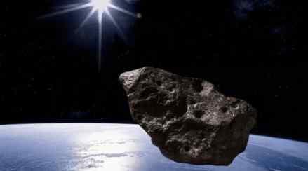 На Землю движется несколько астероидов