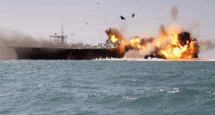 Почему Пентагон без проблем разнесет Иран