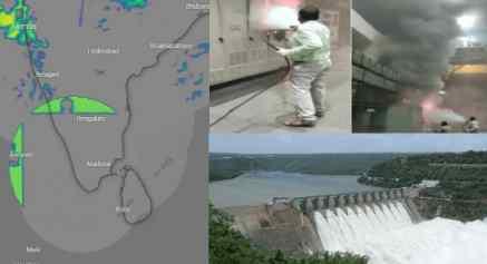 Причины аварии на индийской ГЭС Шрисайлам