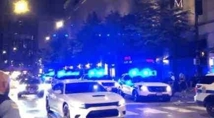 Банды в Чикаго вышли против полицейских