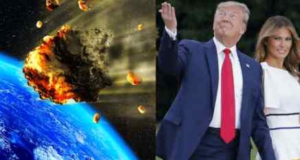 Трамп заплакал , предчувствуя что последний военный парад