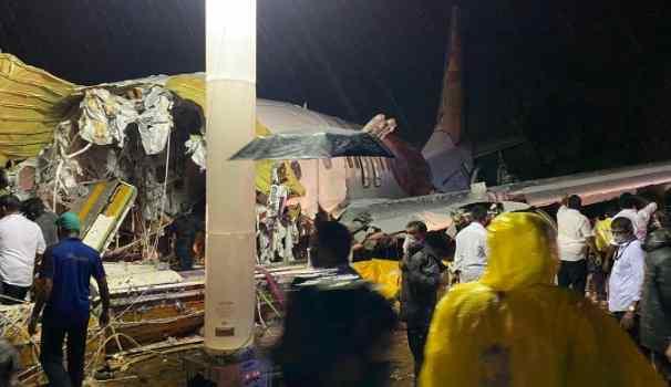 катастрофа Индия Boeing 737
