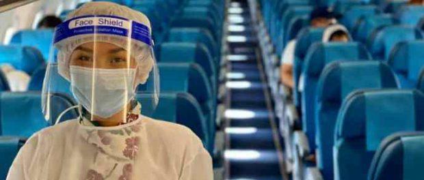 Philippine Airlines потребует защитные маски на рейсах
