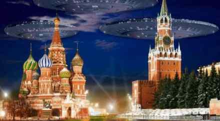 О чем предупреждают тарелки на Москвой