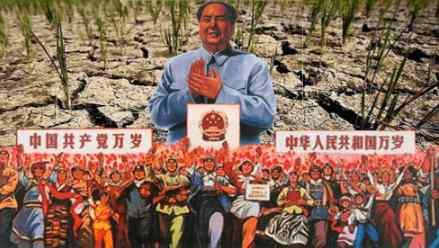 Китай стоит перед лицом голода и холода