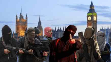 В Британии назревает бунт новый бунт эмигрантов