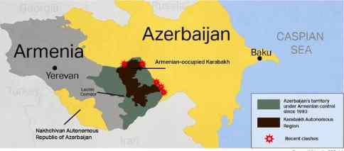 Война с Турцией: Армения просит помощи у России
