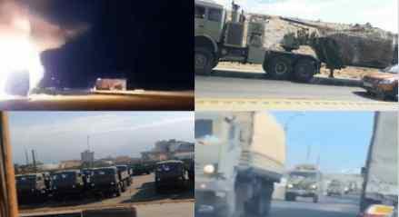 Иран кинул на Азербайджан танки