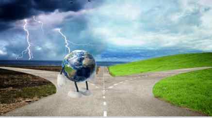 Сегодня мир ушел в другое измерение