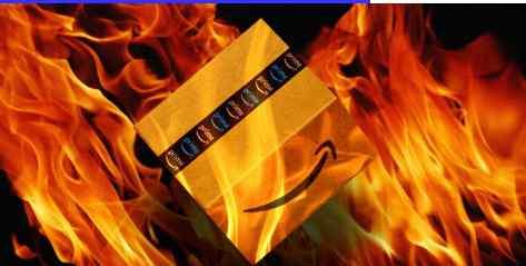Продукты amazon взрываются и загораются