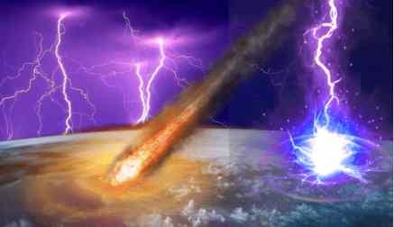 Что уничтожит мир раньше: мир или молния