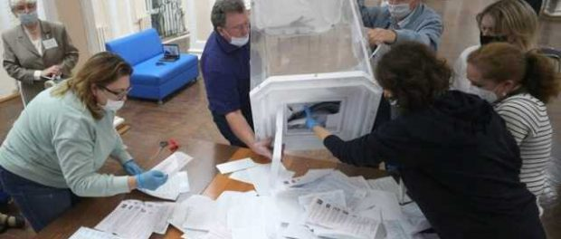 Штаб Навального победил в Новосибирске и в Томске