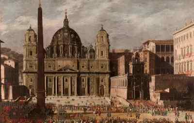 У Ватикана большие планы на мировое правительство