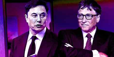 Между Гейтсом и Илоном произошла ссора