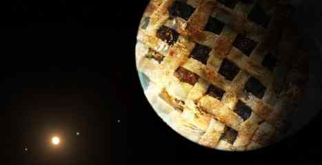 Астрономы открыли планету «земля пи», которая вращается каждые 3,14 дня
