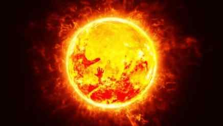 На Солнце нашли настоящий ад