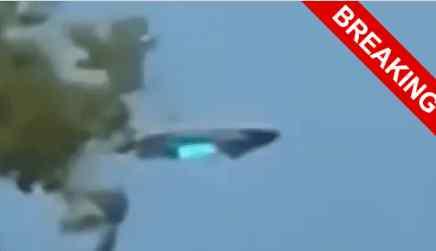 Над трассой в Нью-Джерси сотни водителей засняли НЛО
