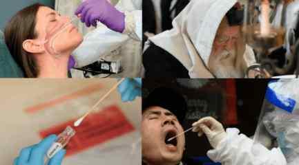 Евреи запрещают ученикам иешив проходить тесты на коронавирус