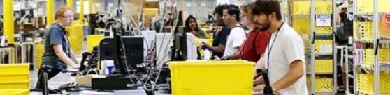 Условия труда в Amazon похожи на концлагерь