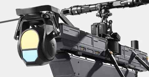 Новый военный дрон помещается в рюкзак, может нести лазеры, радиоглушители, оружие