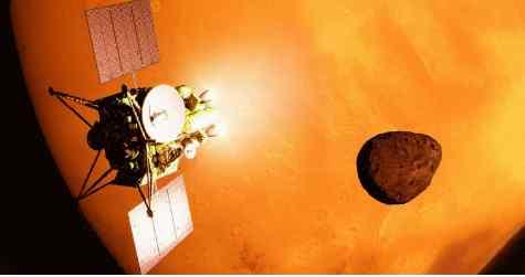 Япония снимет спутники Марса в 8к