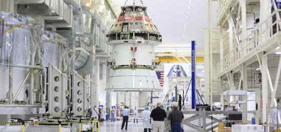 Космический корабль НАСА Орион официально готов к полету