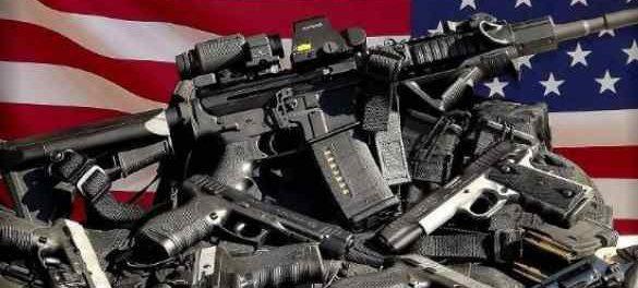В США люди стали массово скупать оружие