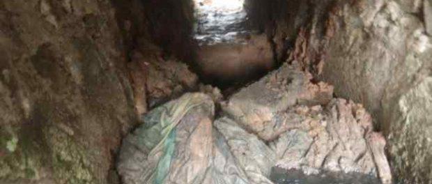 Наркоторговец сбежал из индонезийской тюрьмы, вырыв тоннель до канализации