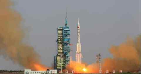 Таинственный космический корабль Китая