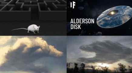 Земля Плоская или диск Андерсона