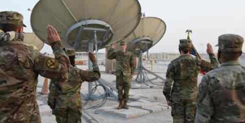 Космические силы США только что развернули свои первые войска