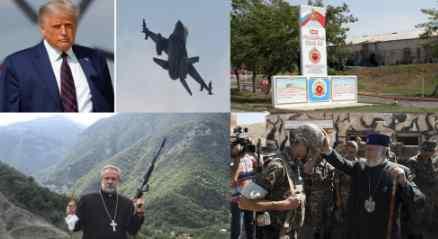 Армения продолжает разжигать войну на Кавказе