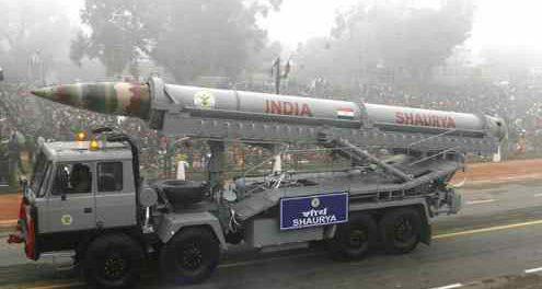 Индия удачно испытала гиперзвуковую ракету